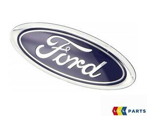 NEW-GENUINE-FORD-FIESTA-MK6-2001-2008-FRONT-GRILLE-OVAL-FORD-BADGE-EMBLEM