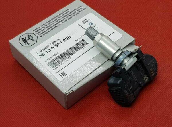 Dynamisch Oem Bmw & Mini Rdci - Tpms Runflat Tyre Pressure Monitor Module Volume Groot