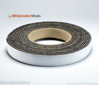 Big Green Egg Black Gasket, Free Shipping By Bbq Smoker Mods Large X-large 15 Ft