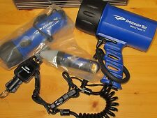 Princeton Tec Nav Pack Light Set for Night Dives Sector 7 LED - Blue