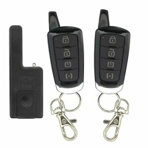 Fortin 2-Way 4-Button Multi-Channel Remote With An Operational Range Of Up To 35