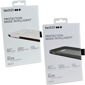 Genuine-Tech21-EVO-ELITE-Impact-Resistance-Thin-Case-Cover-For-iPhone-7-8-4-7-034