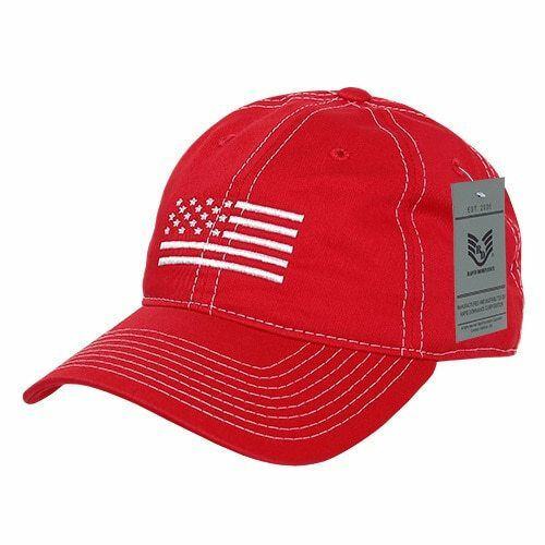 Relaxed Fit Graphic US Cap American Flag Baseball Hat Cap US a6041f