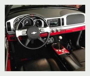 Image Is Loading Dash Trim Kit Set For Chevrolet Ssr 03