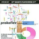 Prokofiev: Symphony No. 5 CD & DVD-A (CD, Jul-2010, Classic Records)