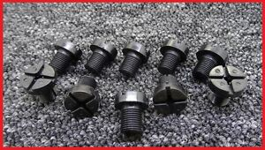 10Pcs-BMW-MINI-RADIATOR-HOSE-BLEED-VENT-SCREW-PLUG-BLEEDING