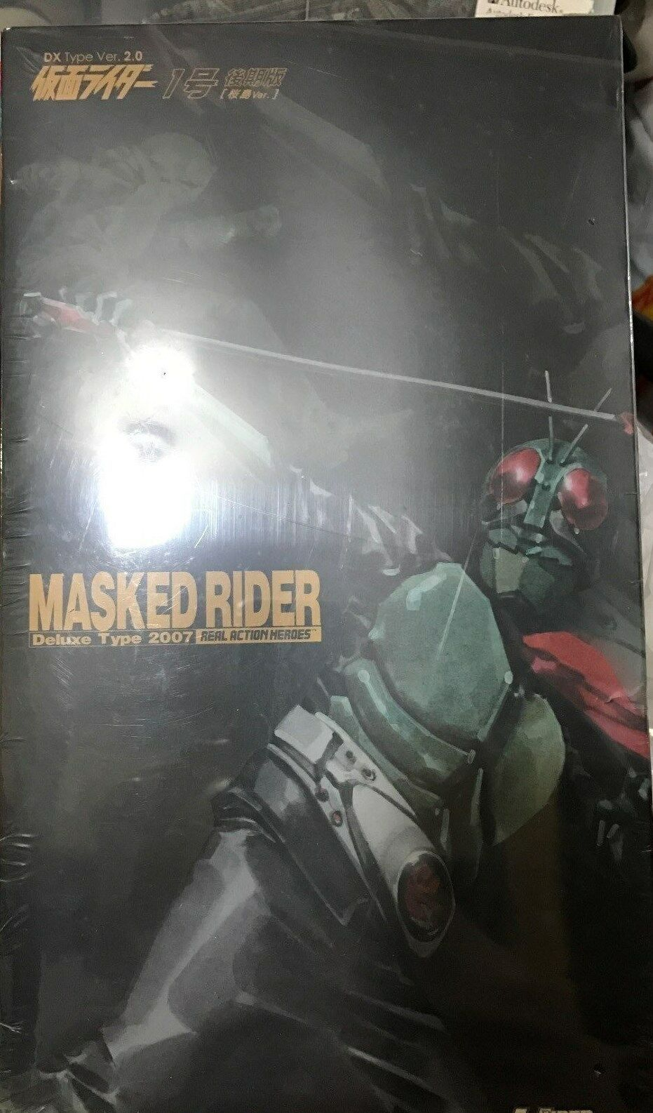 Medicom 12 DX Masked Rider Rider Rider Sakurajima Rider 1 one Figure rx e32f63