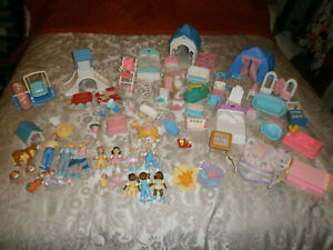 1993 Fisher Price Loving Family dollhouse Furniture ...