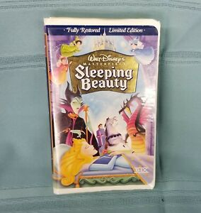 Sleeping-Beauty-VHS-1997-Limited-Edition