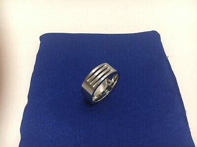 Herren Ring aus Edelstahl, Steel by Christ, TE086.01   eBay
