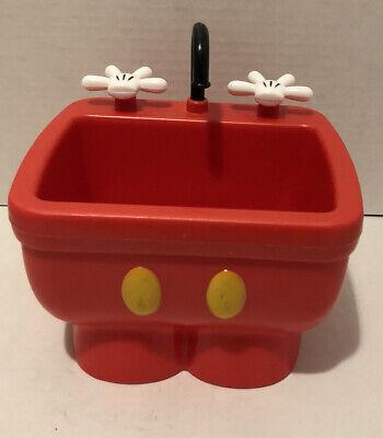 Disney World Parks Mickey Mouse Kitchen Sink Ice Cream Sundae Pants Bowl Dish Ebay