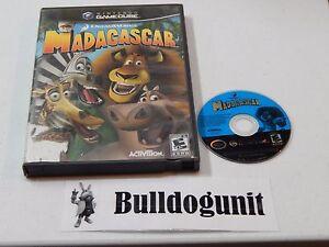 madagascar nintendo gamecube game w case no manual ebay rh ebay com Nintendo Switch Games GCN Nintendo