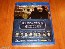 HOLMES & WATSON MADRID DAYS - José Luis Garci - Bluray disc - Precintada