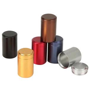 Airtight  smell proof container-new tinplate herb-stash-jarSGFÖÖNI