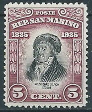 1935 SAN MARINO DELFICO 5 CENT MNH ** - VA19