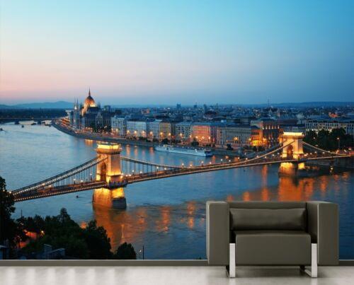 Fototapete Budapest