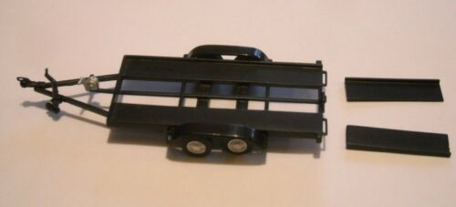 twin axle trailer kit and built options 1//43rd scale by K /& R Replicas