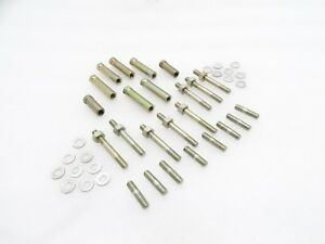 NEW-ROCKER-COVER-NUTS-AND-STUDS-SUITABLE-FOR-ROYAL-ENFIELD-pummy