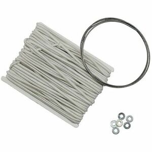Image is loading Tilltoo-Shock-Bungee-Elastic-Cord-Repair-Kit-C&ing-  sc 1 st  eBay & Tilltoo Shock/Bungee/Elastic Cord Repair Kit Camping Tent Pole | eBay