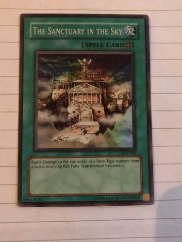 The Sanctuary In The Sky Super Rare