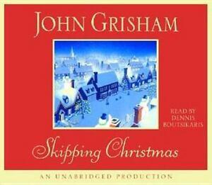 john grisham skipping christmas by john grisham 2001 cd unabridged - Skipping Christmas