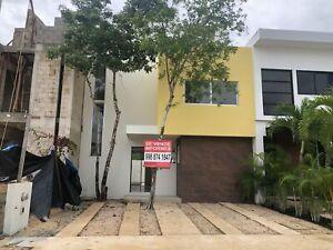 Casa Residencial Aqua Venta Cancun
