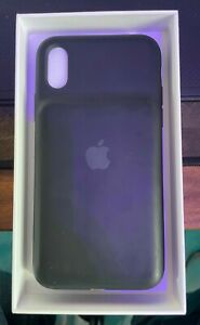 Genuine-Apple-Smart-Battery-Case-for-iPhone-XS-Max-black