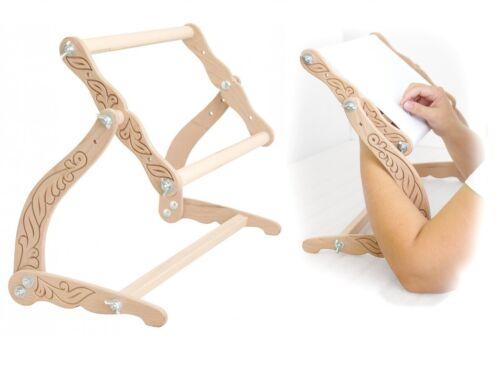 Soporte de mesa marco para el bordado y Cross Stitch Dubko