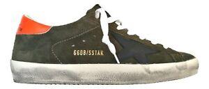 Golden-Goose-Turnschuhe-Herren-Vintage-Superstar-G35MS590-Q69-Gruen