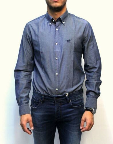 50015 Henry 80 Рубашка 15 Aa € Camicia 120 30 00 Shirt Cotton's Fantasia UdtZzq8