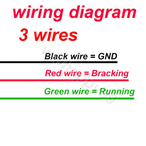 harley led tail lamp wiring diagram
