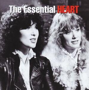 HEART-2-CD-THE-ESSENTIAL-ALONE-BARRACUDA-MAGIC-MAN-70-039-s-80-039-s-ROCK-NEW