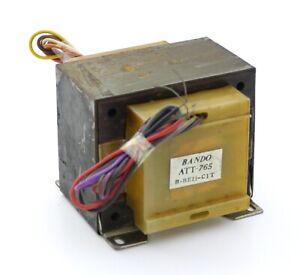 Pioneer-Bando-ATT-765-Netztrafo-Power-Transformer-For-Amplifier-Amplifie-A-8