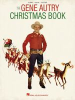 The Gene Autry Christmas Songbook Sheet Music Piano Vocal Guitar Songb 000129726