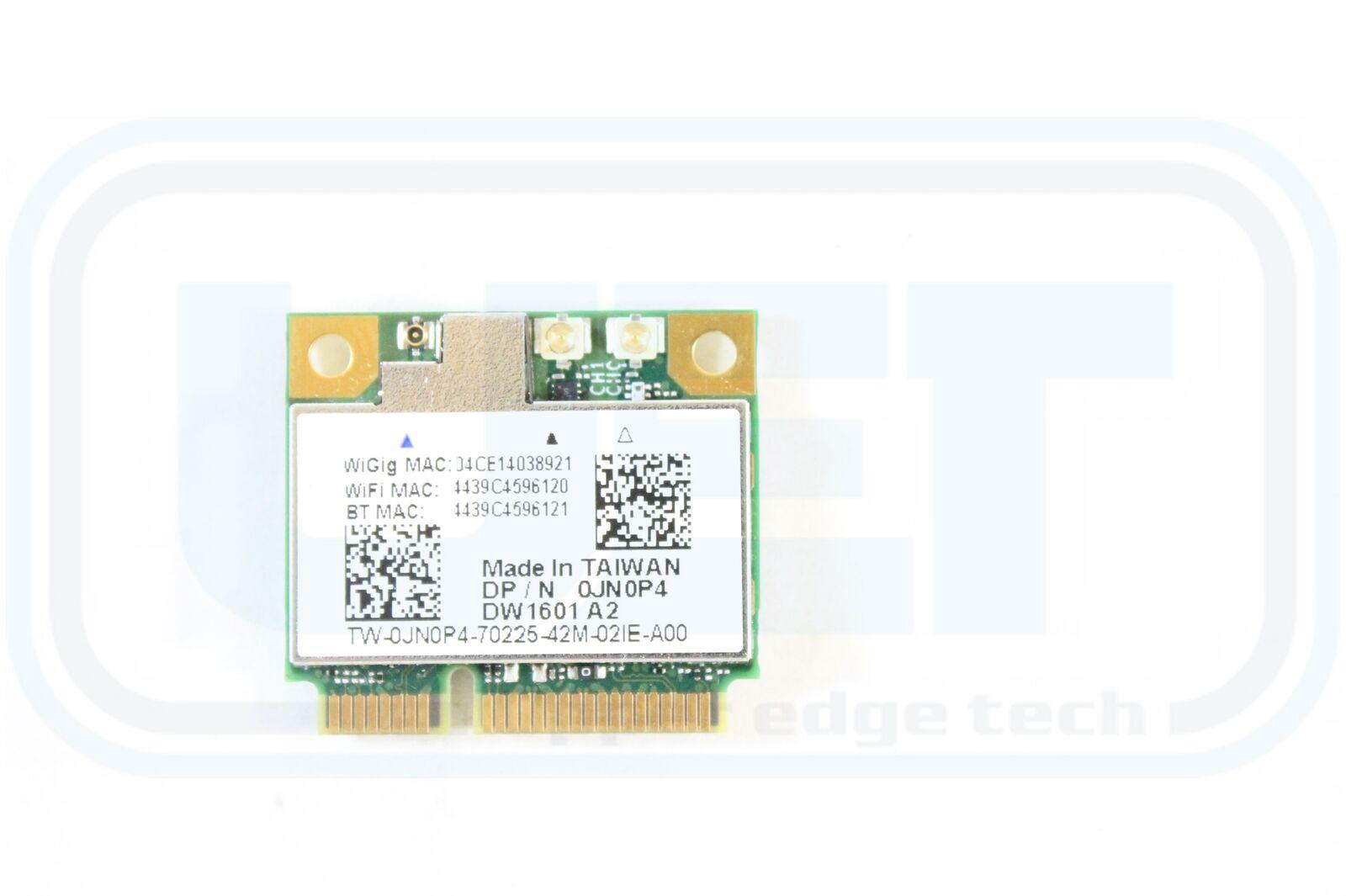 Dell Latitude E5540 JN0P4 802.11ad Half Height Tested Warranty