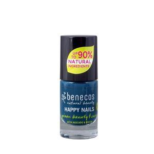 Nail-Polish-Organic-Benecos-Blue-Nordic-5-ML