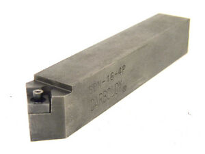 USED-CARBOLOY-1-034-SHANK-SDN-164-P-TURNING-TOOL-HOLDER-SNMG-432