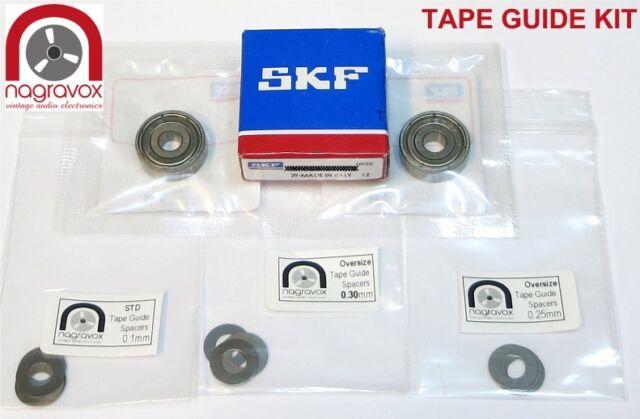 Revox A77, B77 and PR99 Tape Guide Kit