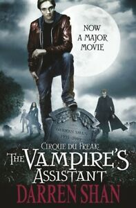 The-saga-of-Darren-Shan-Cirque-du-Freak-the-vampires-assistant-by-Darren-Shan