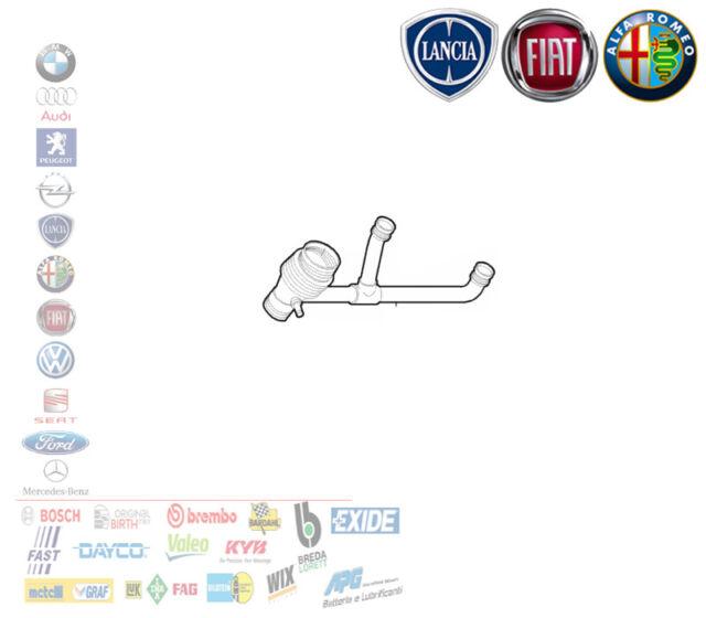 MANICOTTO FLESSIBILE FILTRO ARIA ORIGINALE FIAT BRAVO STILO 46807210