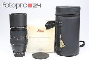 Leica-70-180-mm-2-8-Vario-APO-Elmarit-R-ROM-OVP-Sehr-Gut-214661