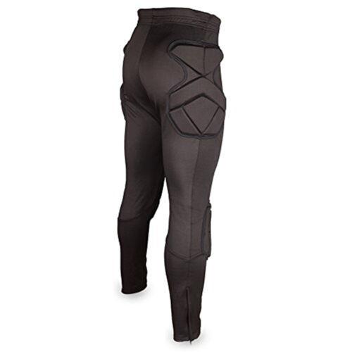 2020 Men Sport Soccer Long Pants Crashproof Goal Keeper Goalie Padded Trousers