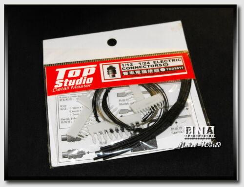 Top Studio Electronic Connectors Set B