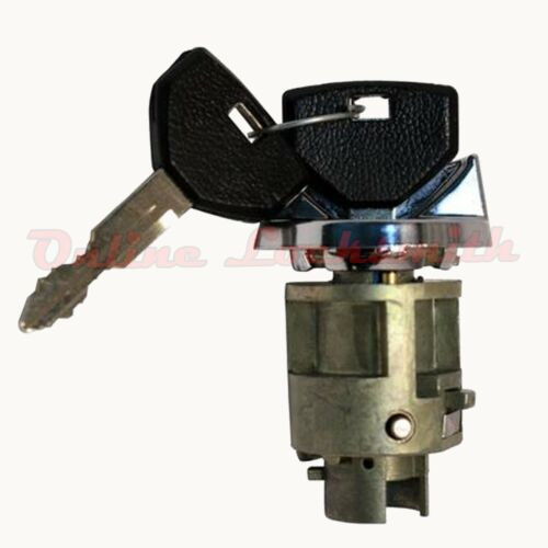 Ignition Switch Cylinder Replacment For Chrysler Dodge Plymouth 90-94 w Keys