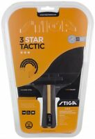 Table Tennis Bat: Stiga 3-star Tactic Bat