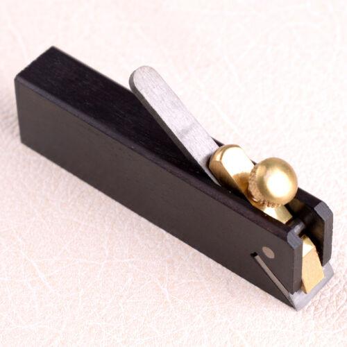 Scraper Craft Hobby Model Making Tools Brass Mini Woodworking Plane