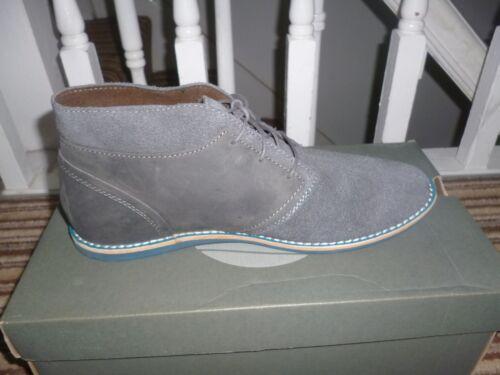 9737b Grey Boots Mens New Size Suede Timberland Uk 5 6 Chukka Revenia 5cARqSL34j