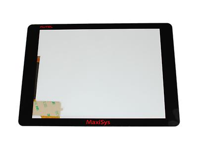 color tree Auto Touch Screen Display con Telaio per AUTEL MaxiSYS MS906 Digitalizzatore del Pannello Touch Screen dello Scanner Automatico WGJ80233-V3