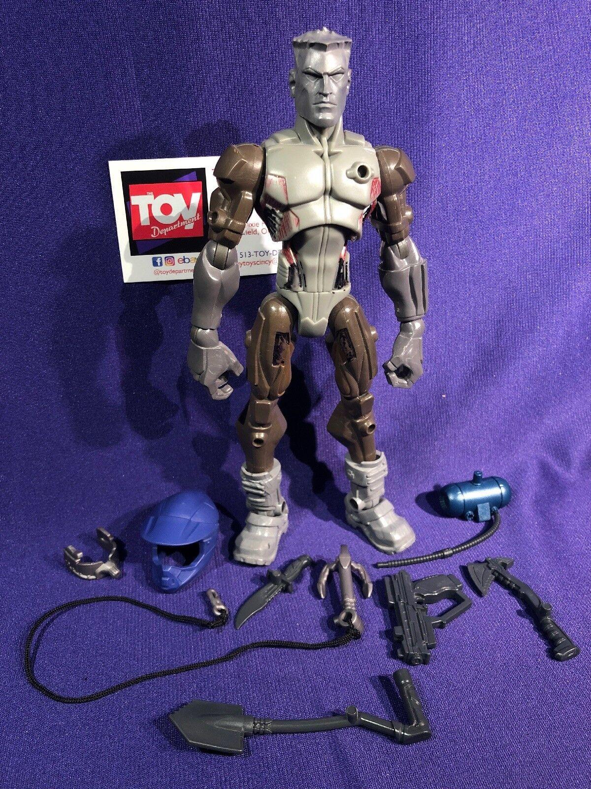 Hasbro Gi Joe Sigma seis 6 noche Ranger Quad ATV Duque primer tiro Projootipo Figura