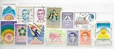 ARABIC ISLAMIC STAMP COLLECTION SOME OLD TAKEN FROM STOCK BOOKS + ALBUMS 5250916